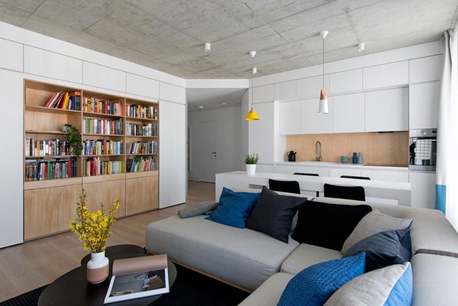 Apartment In Vilnius from Normundas Vilkas - Living room