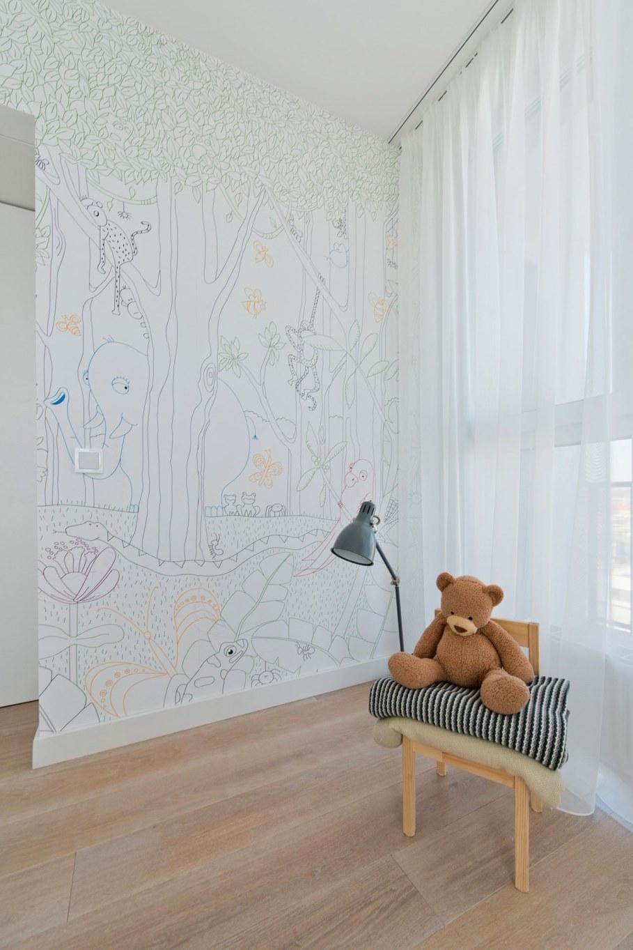 Apartment In Vilnius from Normundas Vilkas - Nursery
