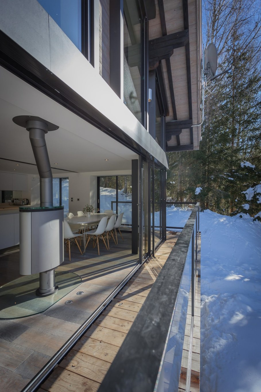Chalet Dag in Chamonix - Desing ideas