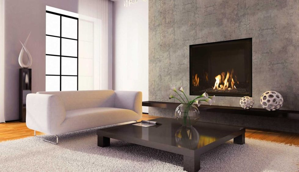 Delectable Fireplace