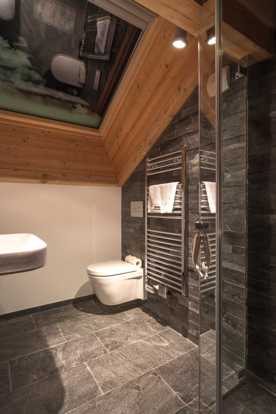 Dag Chalet In France - Bathroom 2