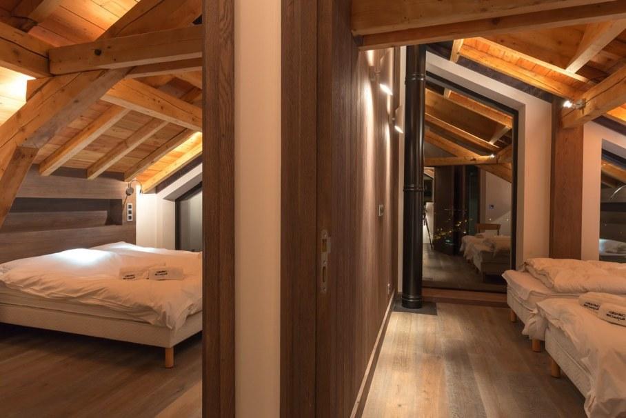 Dag Chalet In France - Bedroom