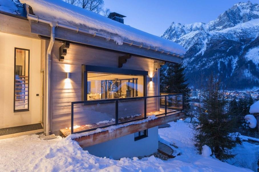 Dag Cottage - design by Chevallier Architectes