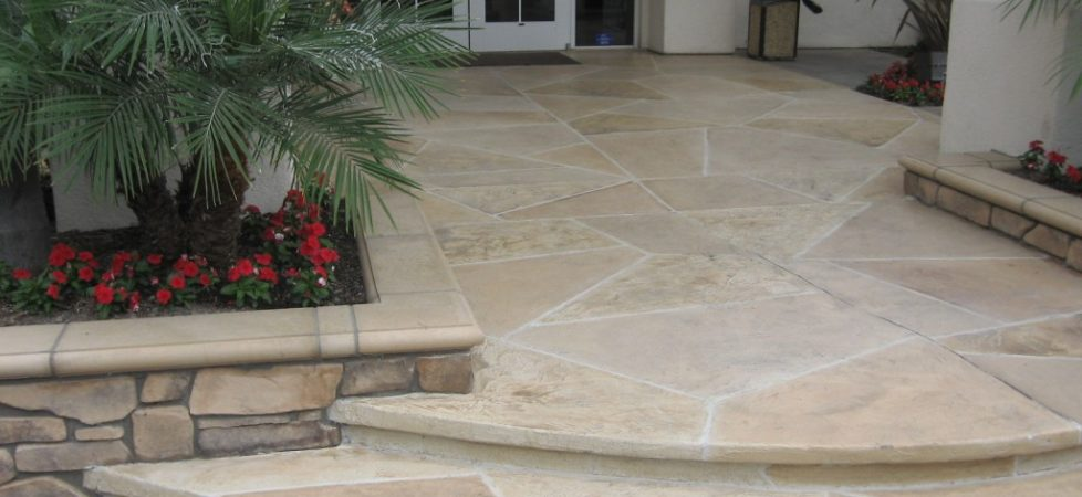 Decorative concrete supply