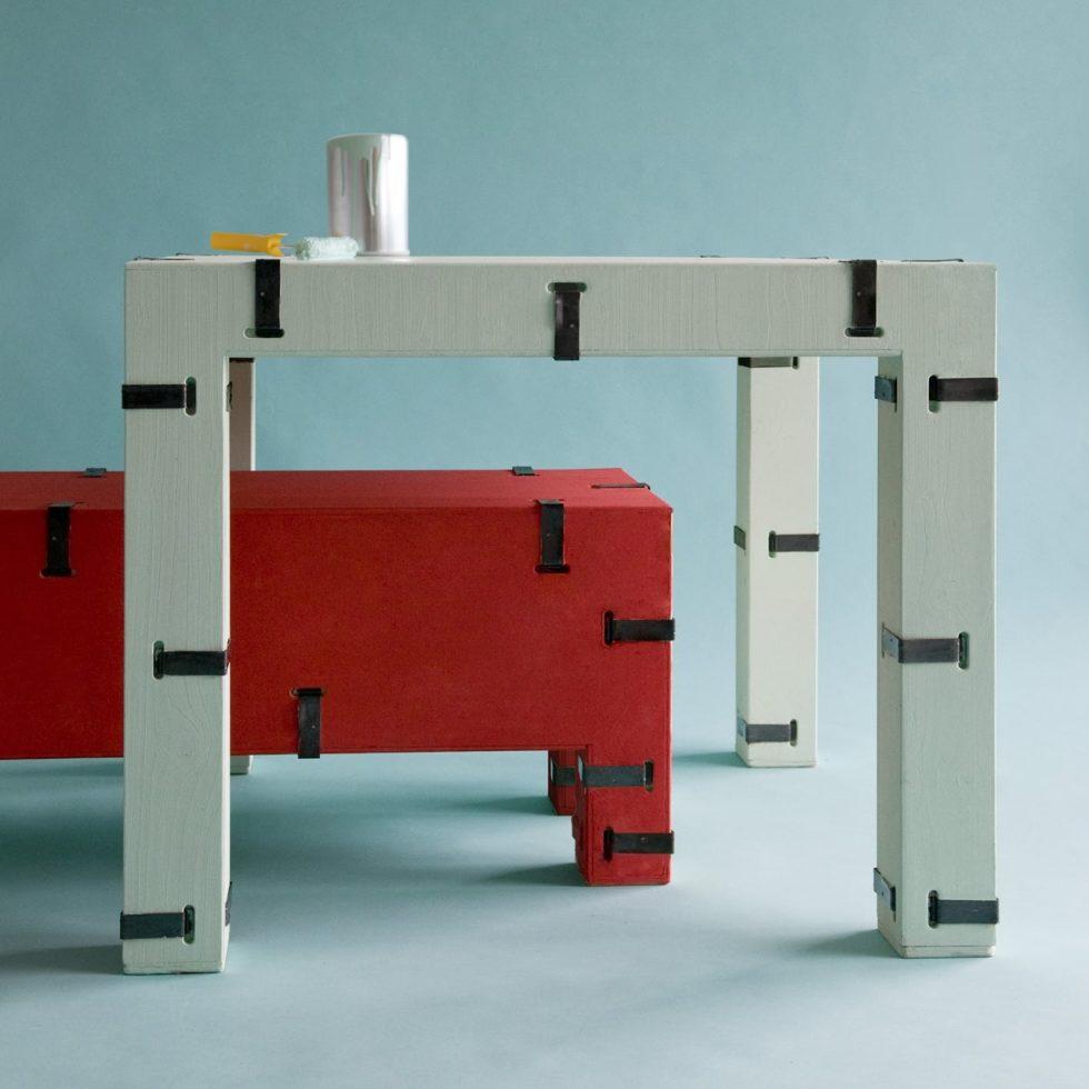 Easy to Pack Furniture from Zieta studio - PAKIET 20