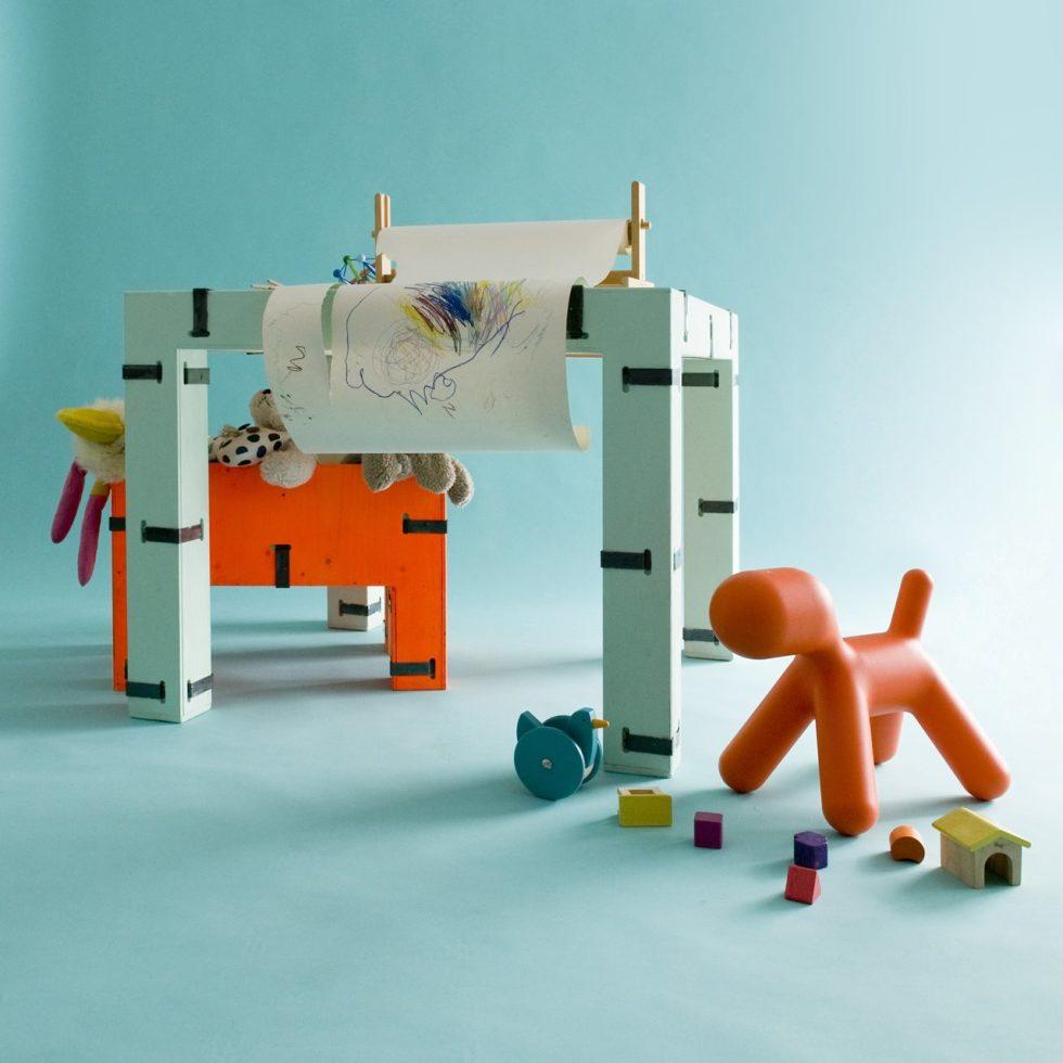 Easy to Pack Furniture from Zieta studio - PAKIET 68