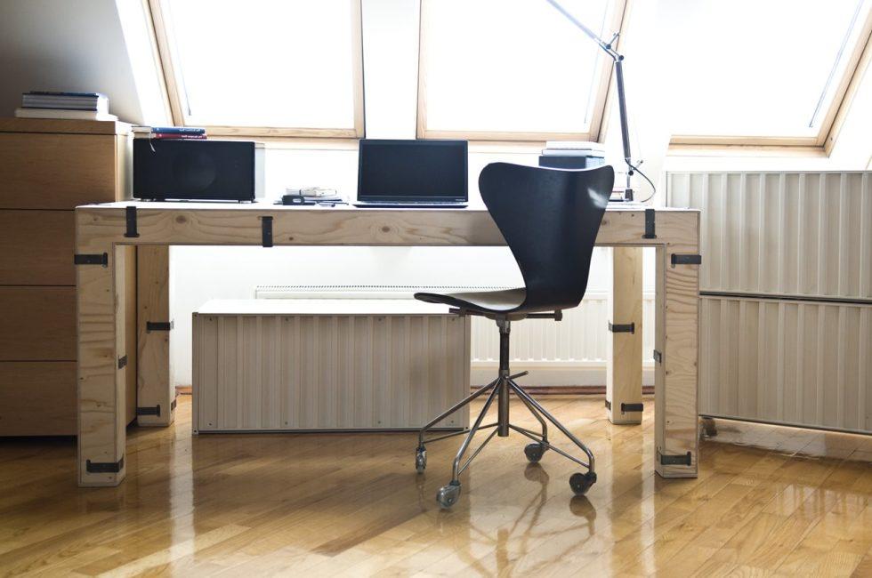Easy to Pack Furniture from Zieta studio - PAKIET 69