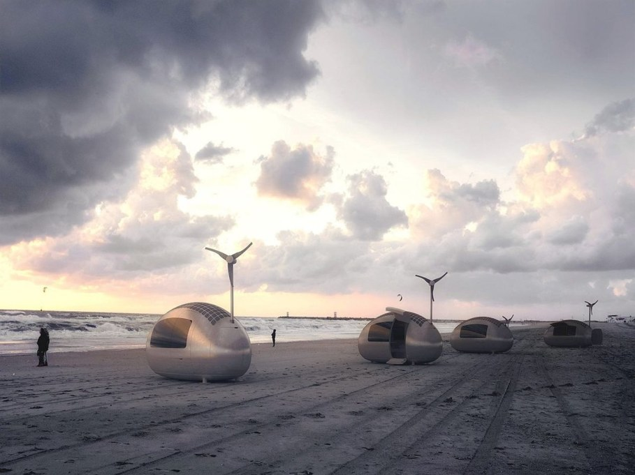 Ecocapsule from Nice Architects 3