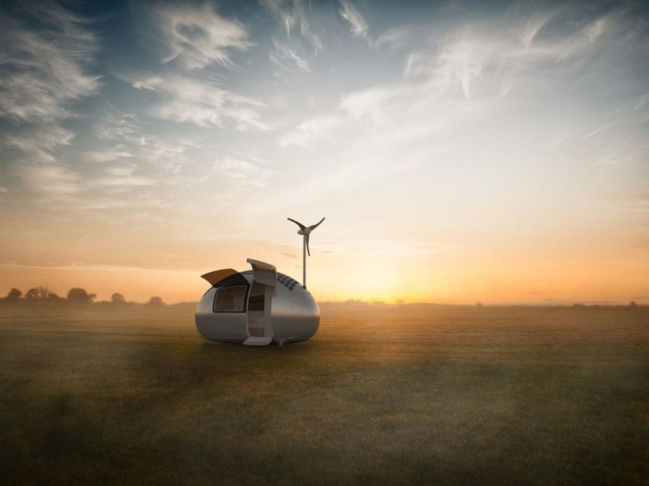 Ecocapsule - live where you want 2