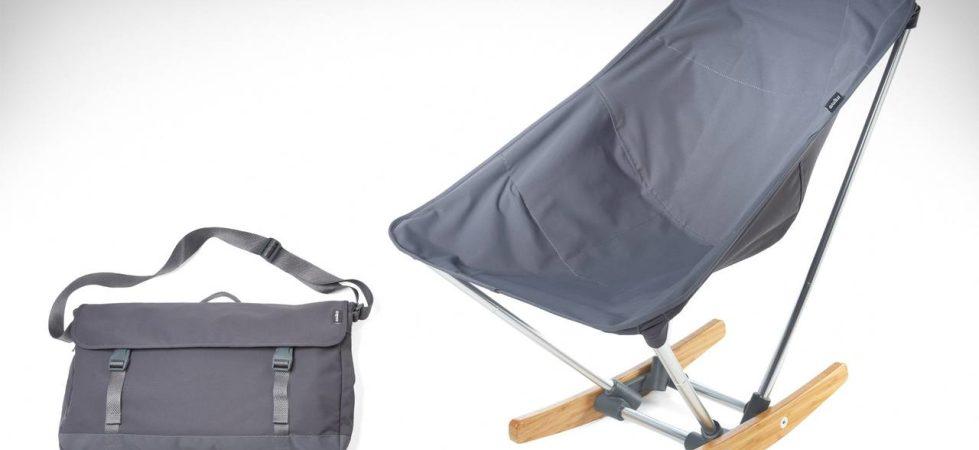 PortableRocking Chair:&#;Evrgrn&#;