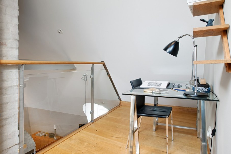 Home office in Scandinavian style - The basis of everything should be functionality