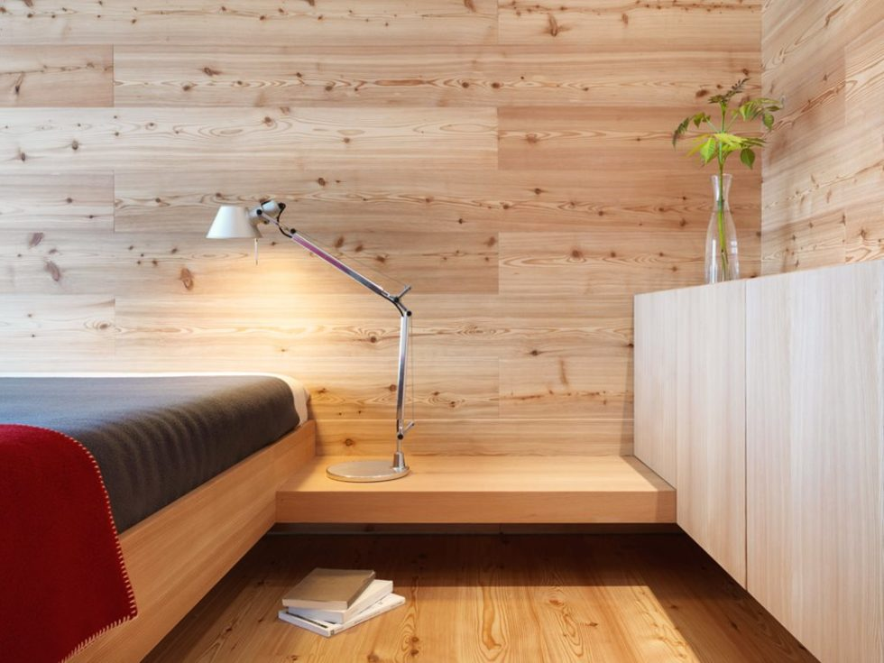 Humble Chalet in Switzerland - Bedroom 2
