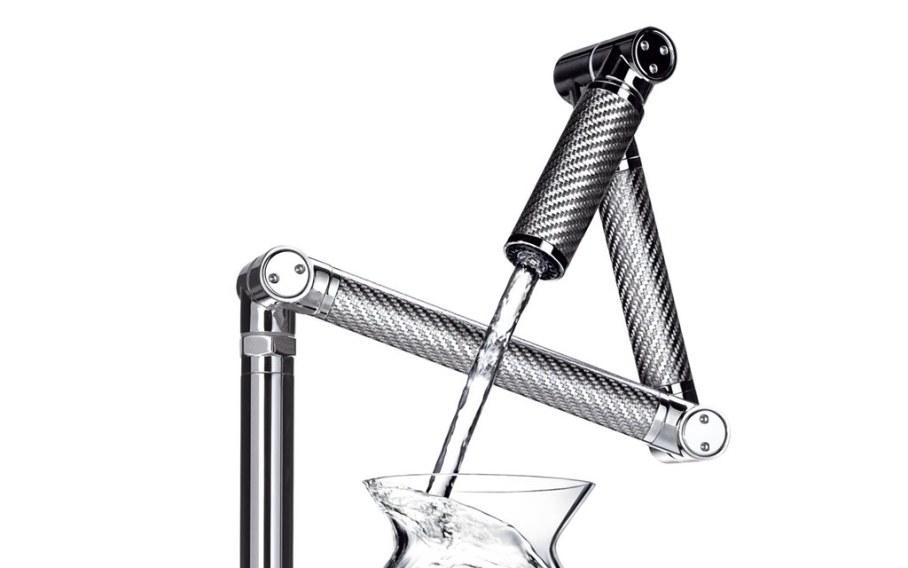 Karbon kitchen faucet from Kohler 5