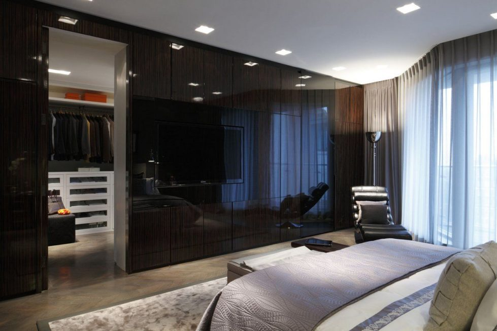 Kensington Place - Bedroom design ideas