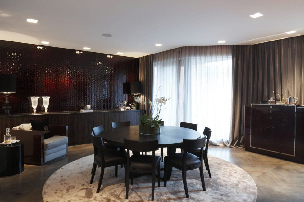 Kensington Place - Dining room Design ideas
