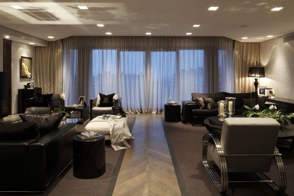 Kensington Place - Living room