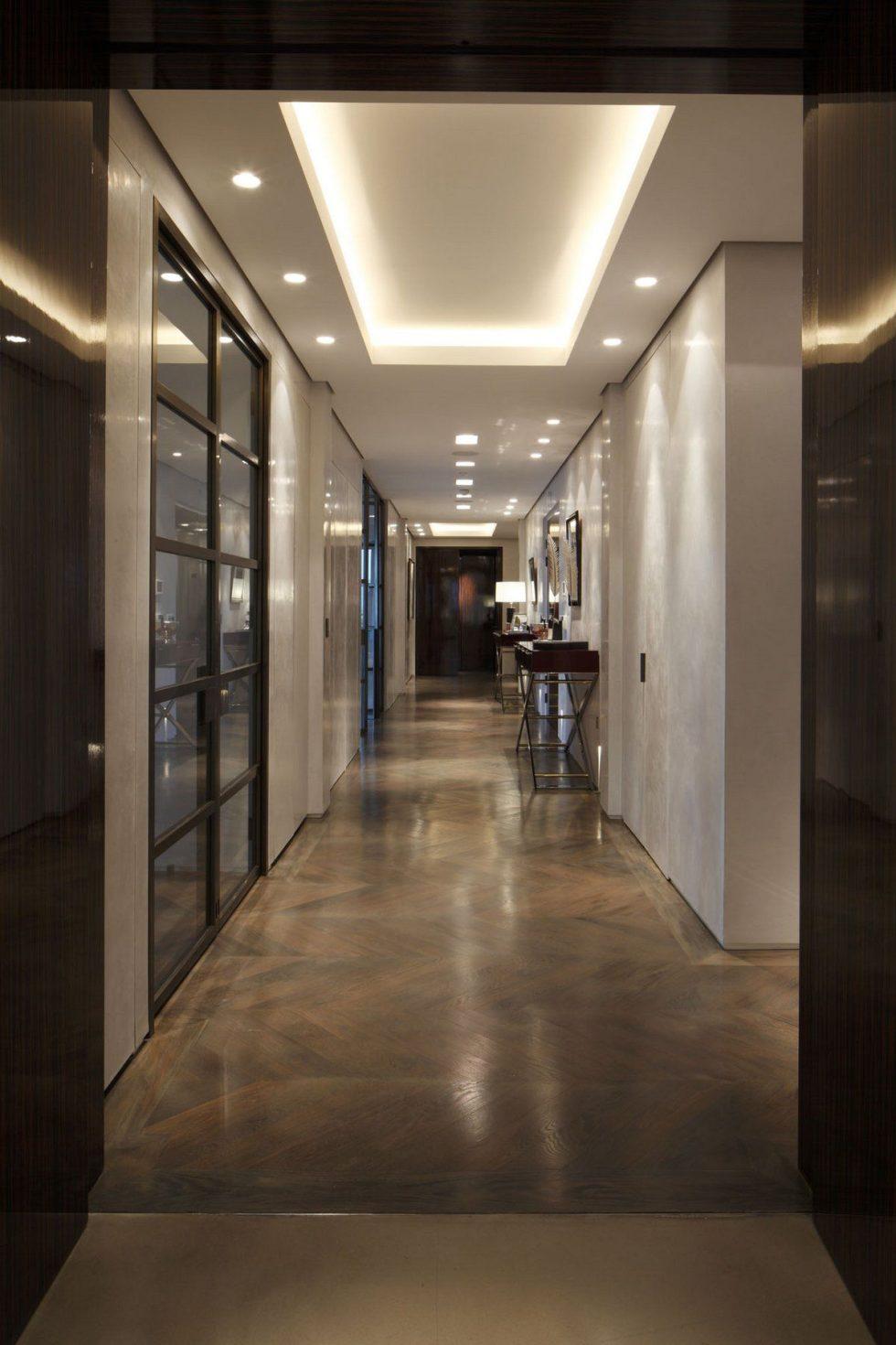 Kensington Place - hallway