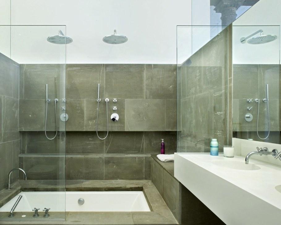 Loft Of 300 square meters in New York - Bathroom 2