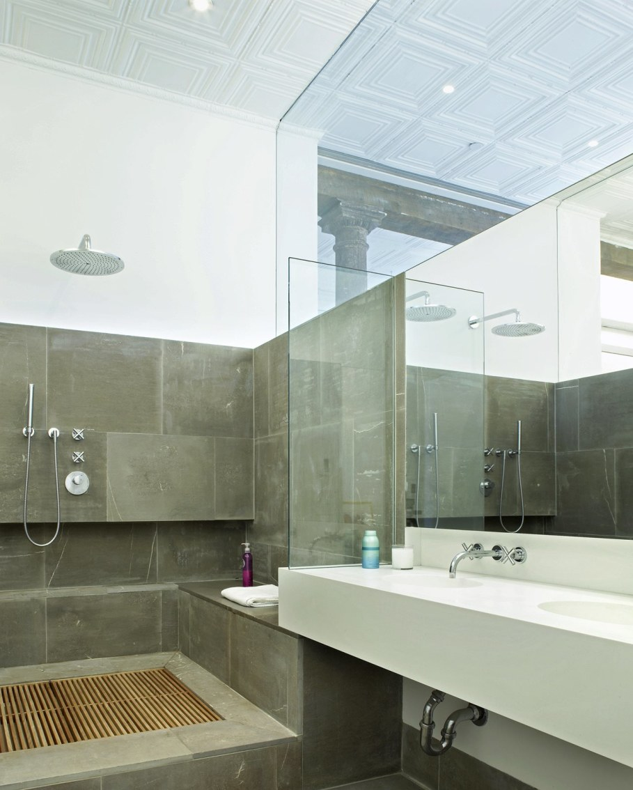 Loft Of 300 square meters in New York - Bathroom 3