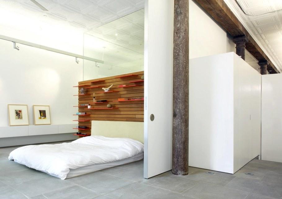 Loft Of 300 square meters in New York - Bedroom 2