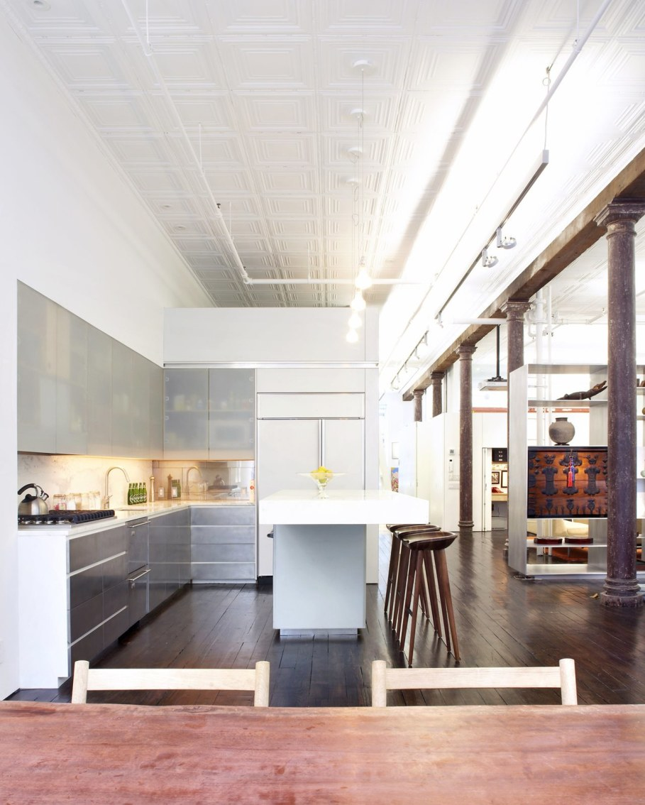 Loft Of 300 square meters in New York - Kitchen 2