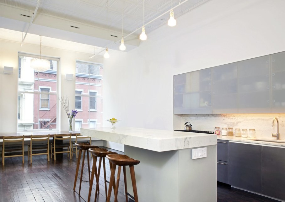 Loft Of 300 square meters in New York - Kitchen 5
