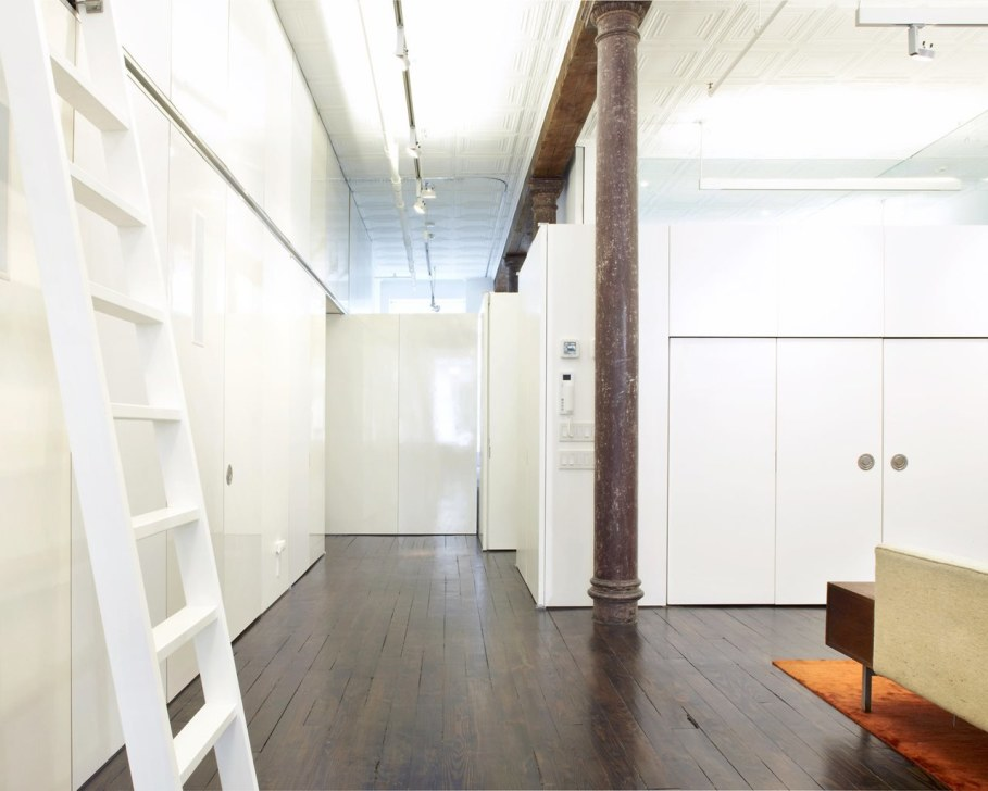 Loft Of 300 square meters in New York - Living room 3