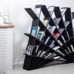 TheUnsual&#;Fan shaped&#;Shelves&#;CHEFTCollection