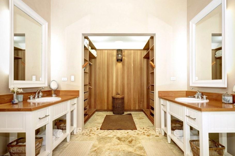 Onshore Villa At The Dominican Republic - Bathroom