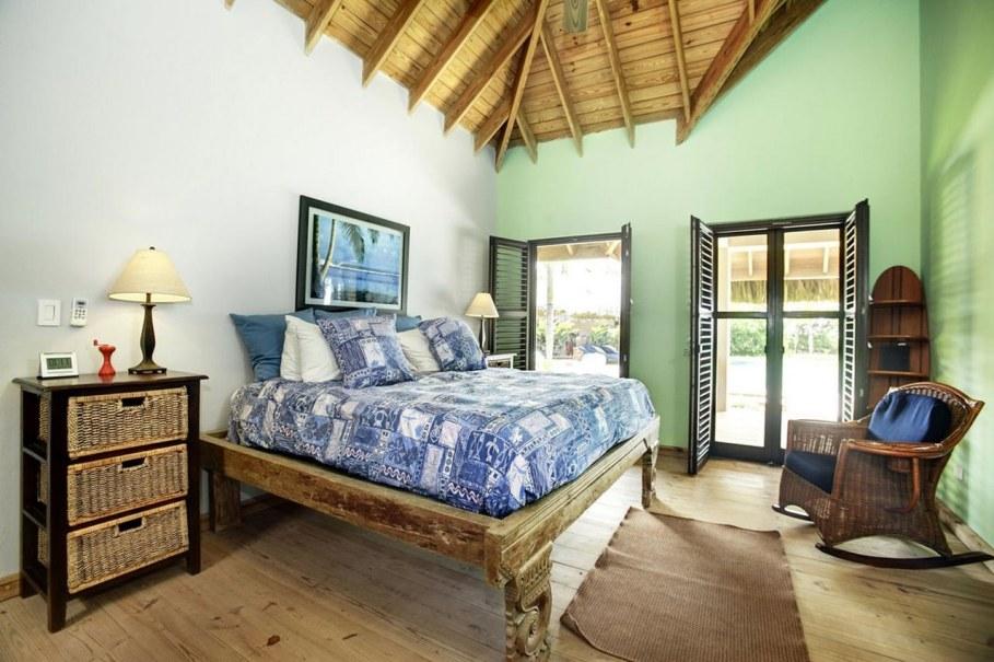 Onshore Villa At The Dominican Republic - Bedroom