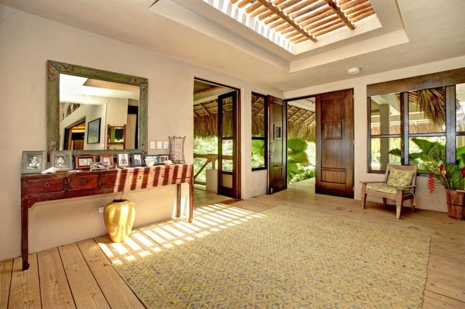 Onshore Villa At The Dominican Republic - Entrance
