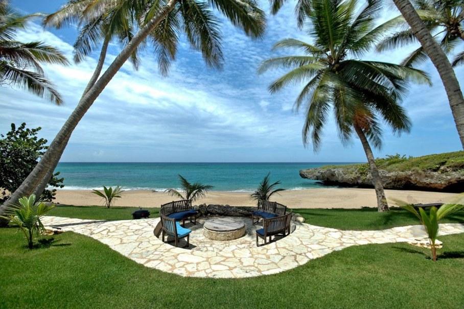 Onshore Villa At The Dominican Republic - Ocean view