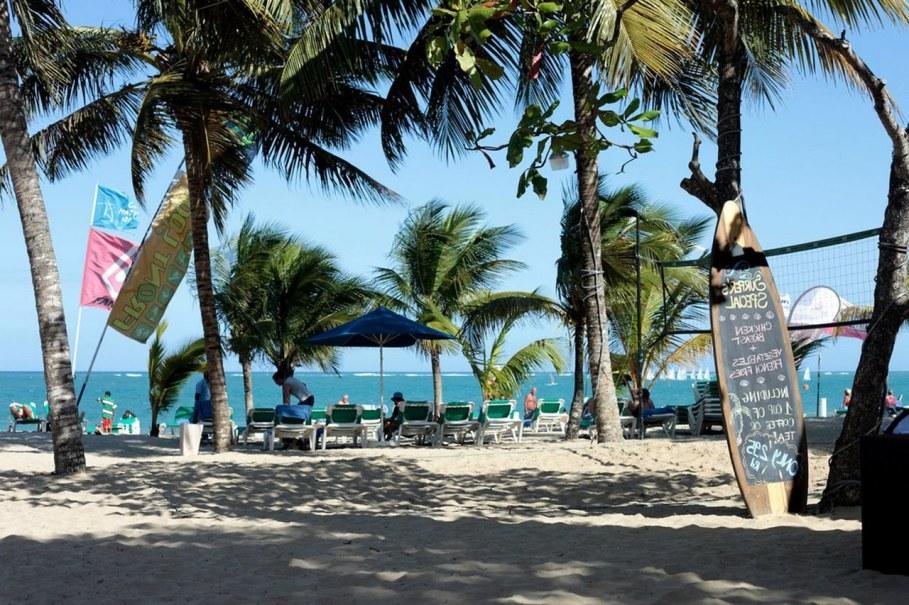 Onshore Villa At The Dominican Republic - Private beach