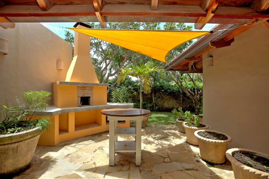 Onshore Villa At The Dominican Republic - barbeque place