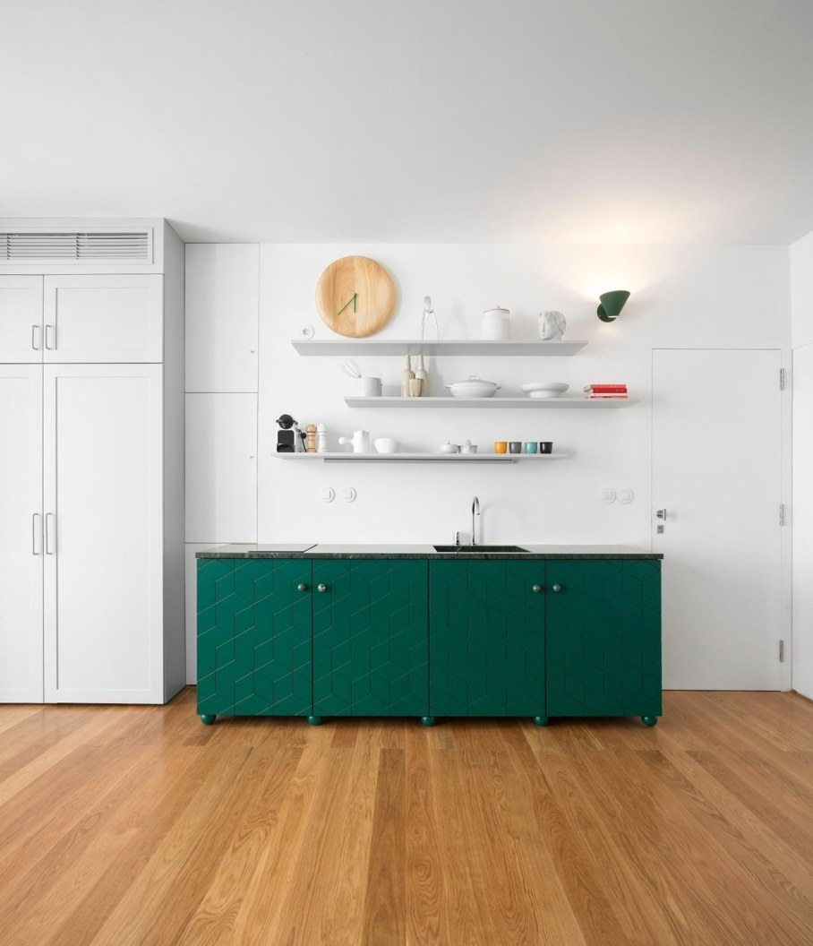 Principe Real Apartment from Fala atelier - Kitchen 2