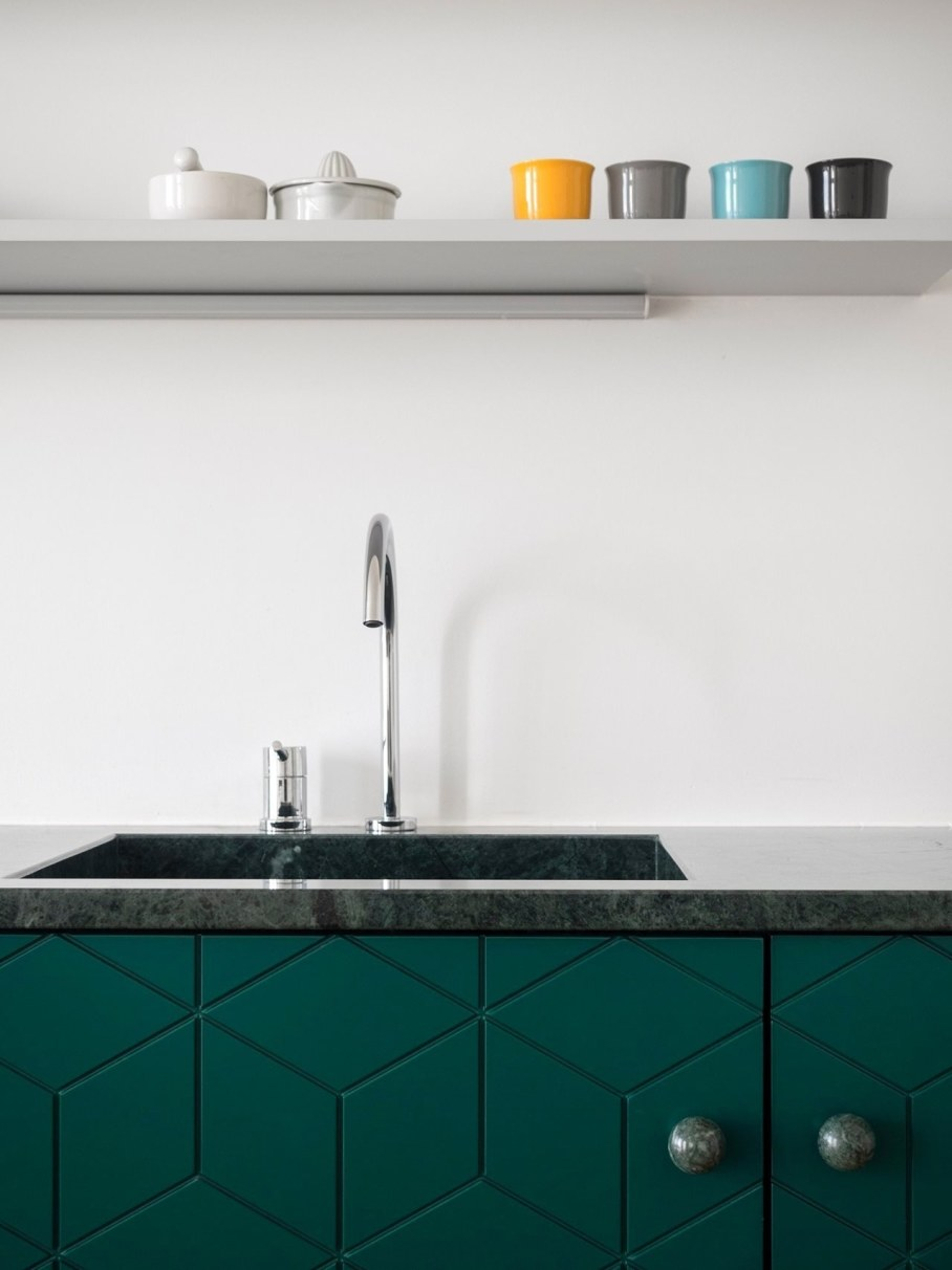 Principe Real Apartment from Fala atelier - Kitchen 3