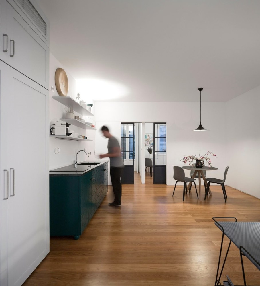 Principe Real Apartment from Fala atelier - Kitchen 5