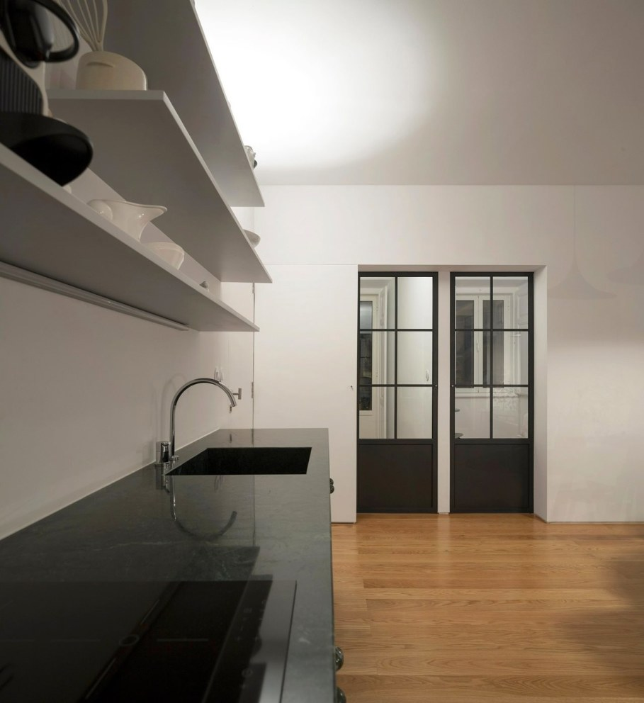 Principe Real Apartment from Fala atelier - Kitchen 6