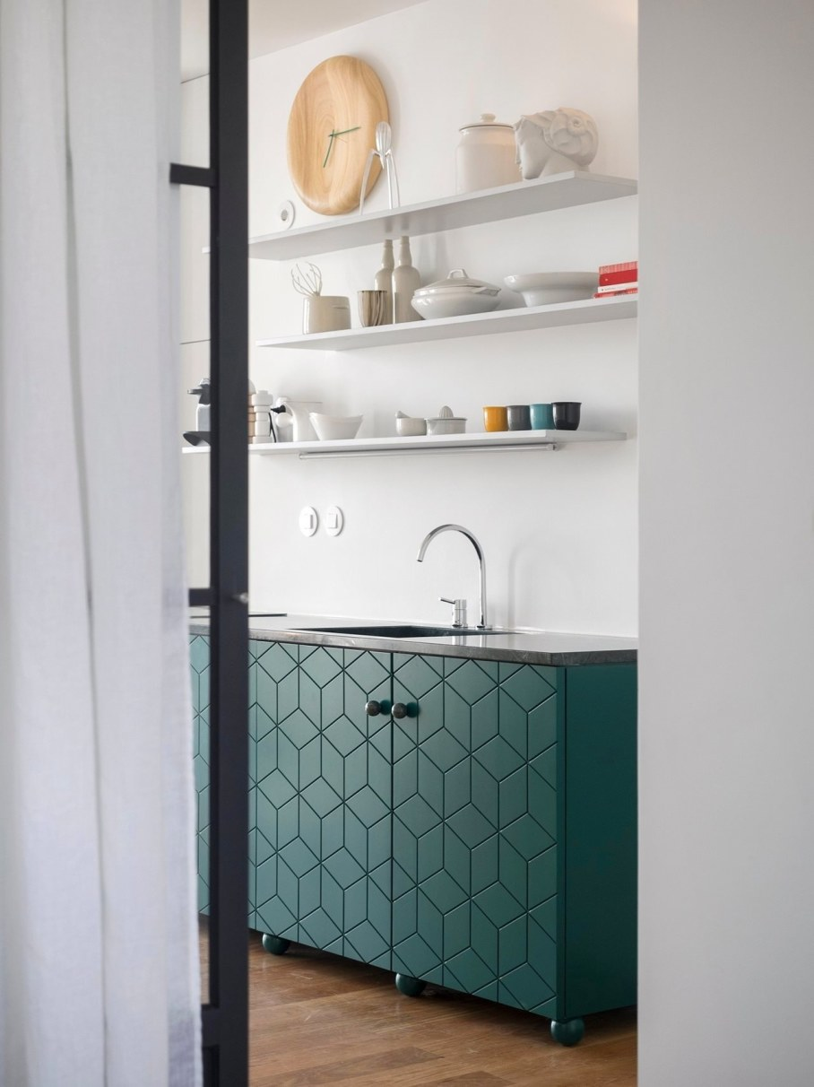 Principe Real Apartment from Fala atelier - Kitchen