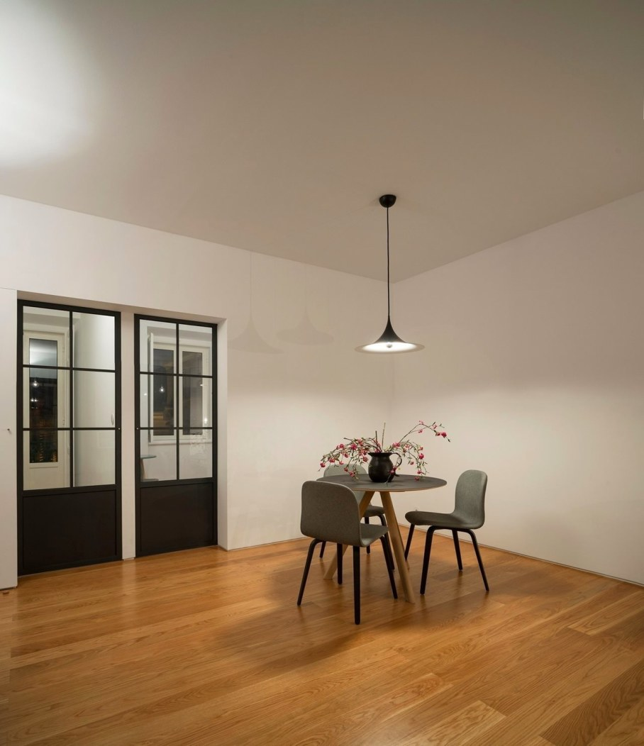 Principe Real Apartment from Fala atelier - Living room 10