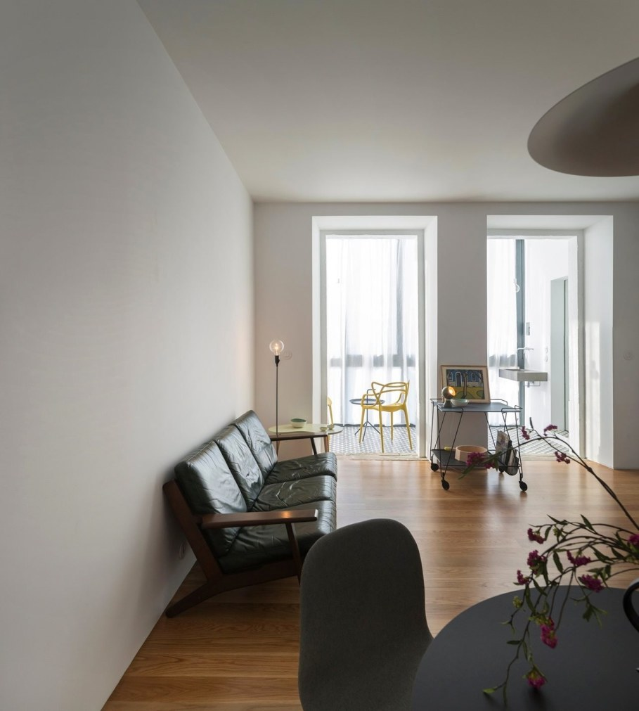 Principe Real Apartment from Fala atelier - Living room 3