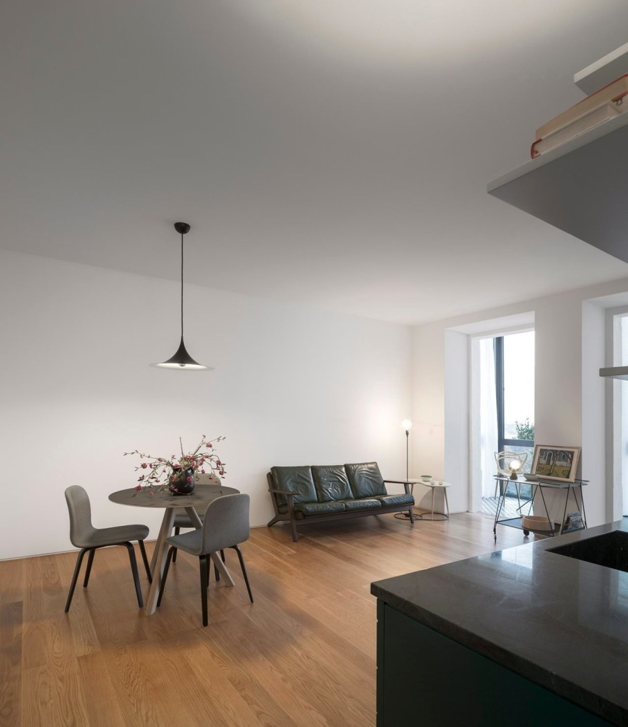 Principe Real Apartment from Fala atelier - Living room
