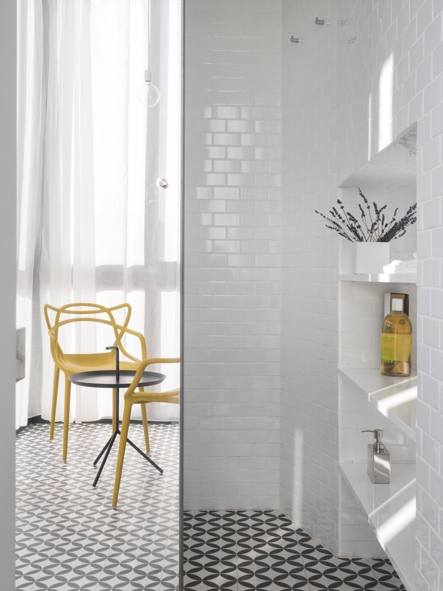 Principe Real Apartment from Fala atelier - bathroom 3