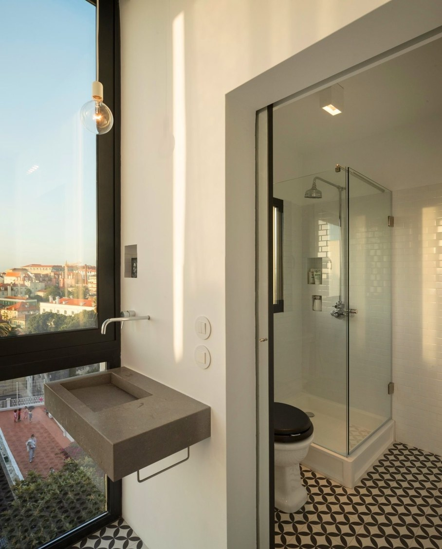 Principe Real Apartment from Fala atelier - bathroom 5