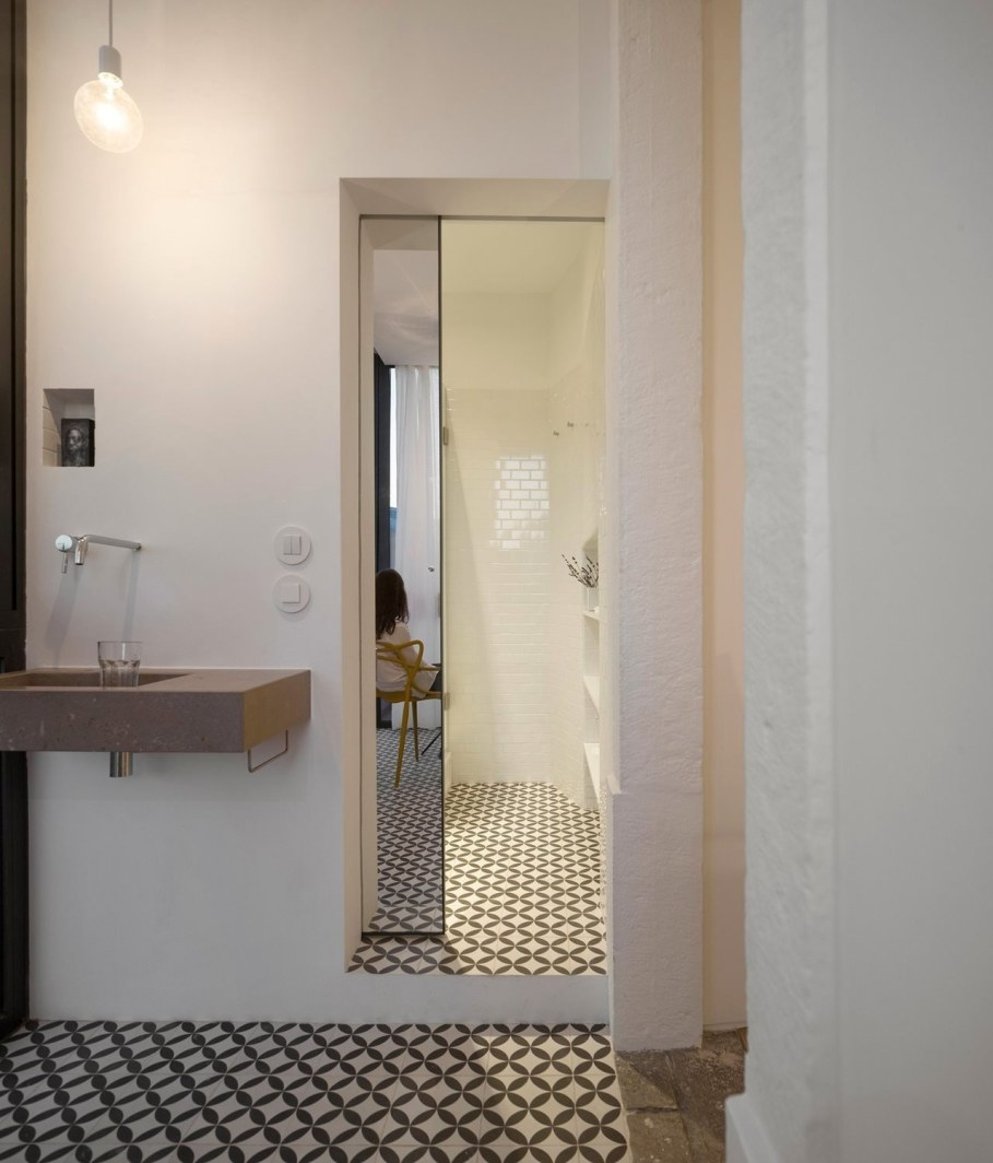 Principe Real Apartment from Fala atelier - bathroom 6