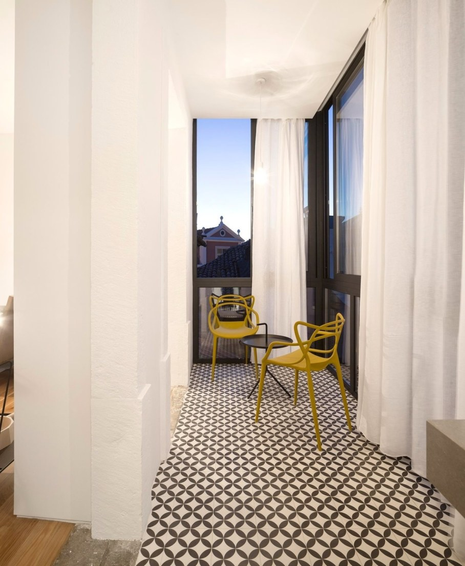 Principe Real Apartment from Fala atelier - bathroom 8