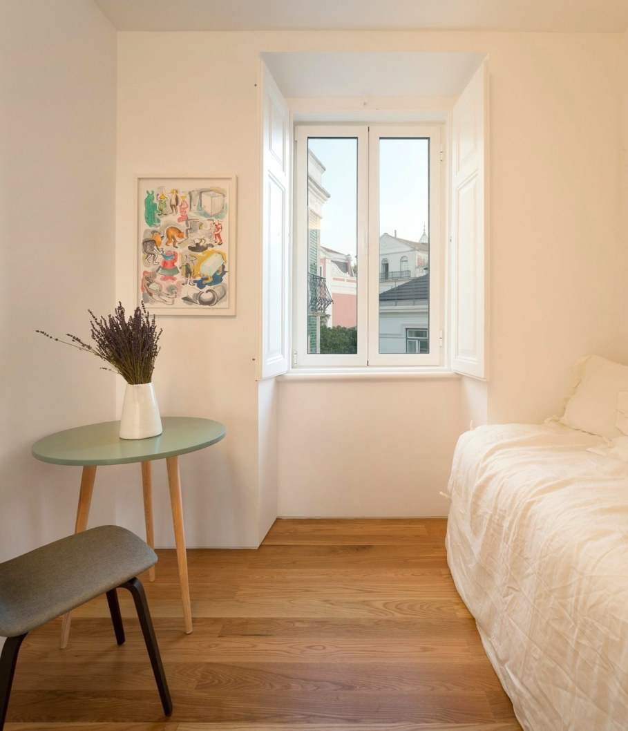 Principe Real Apartment from Fala atelier - bedroom 1