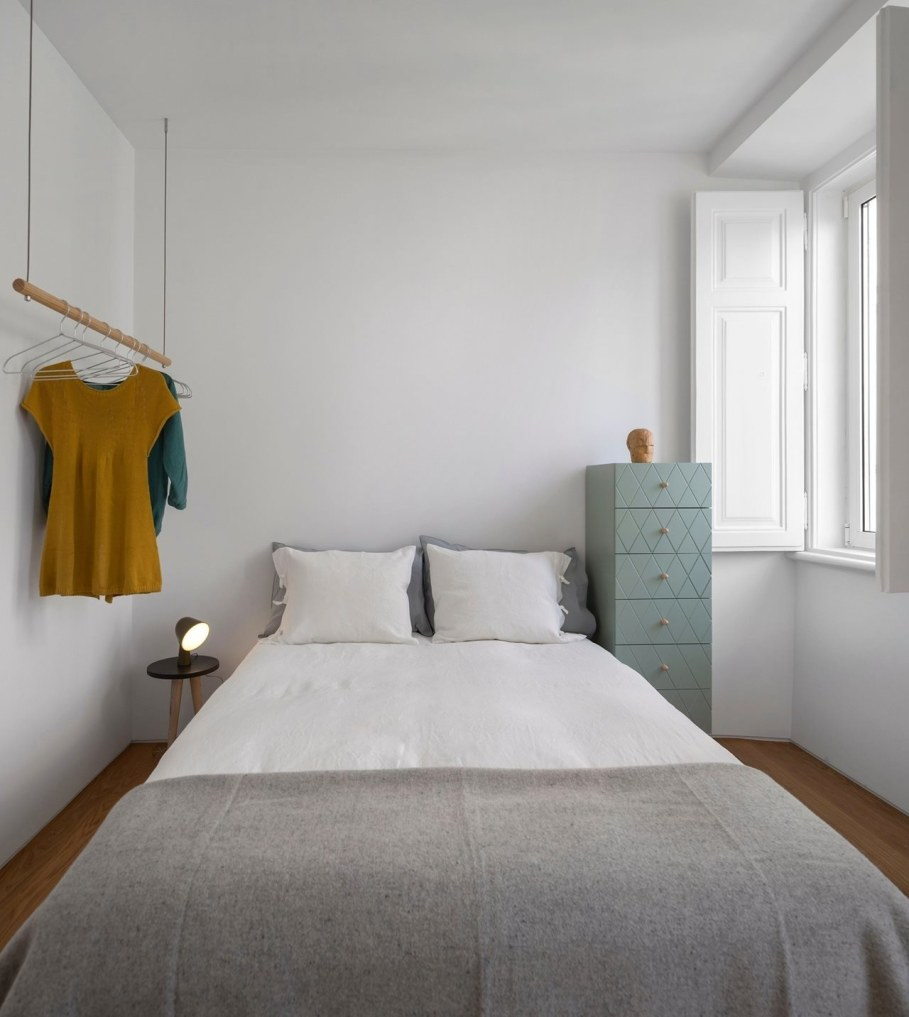 Principe Real Apartment from Fala atelier - bedroom 3