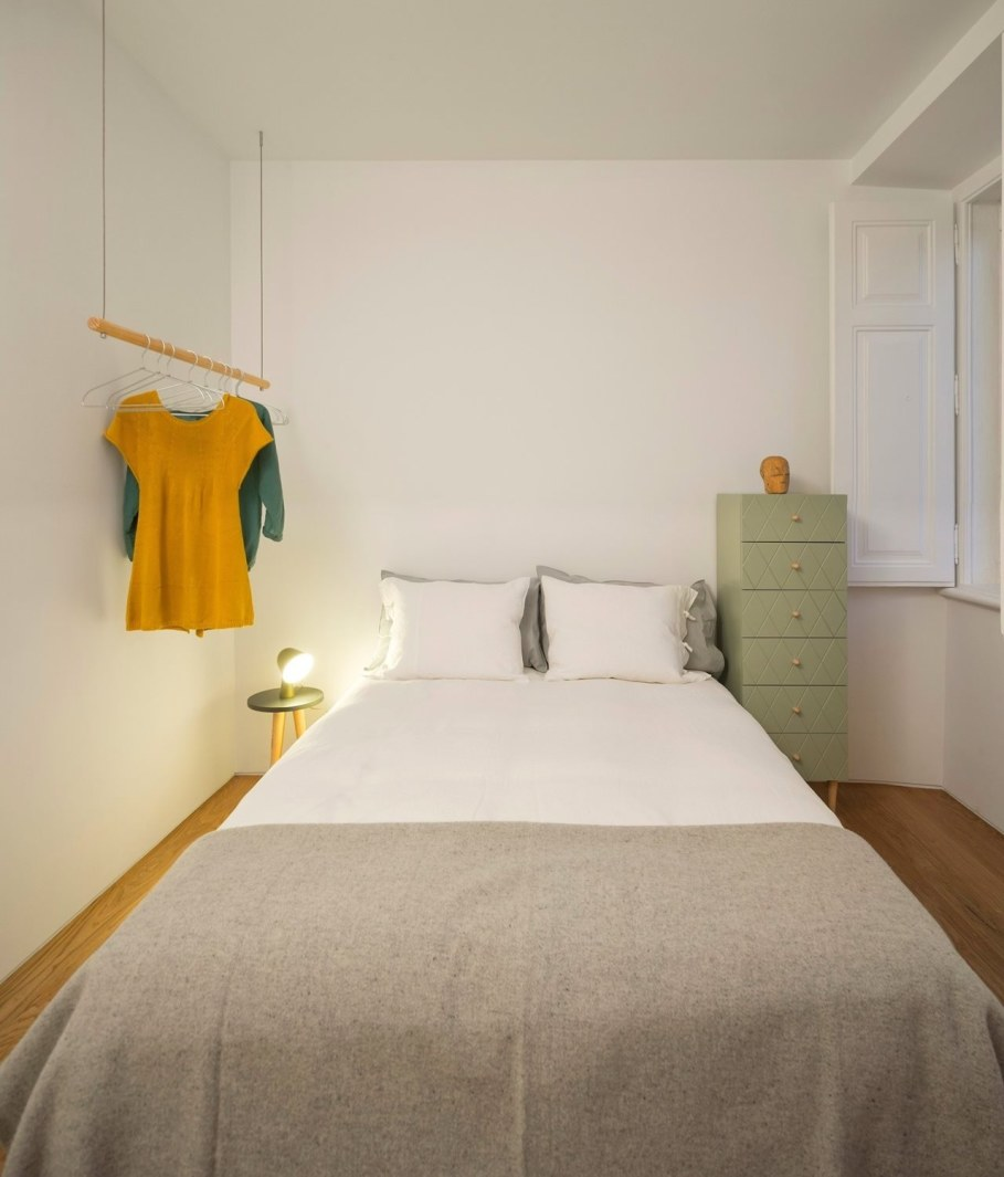 Principe Real Apartment from Fala atelier - bedroom 5