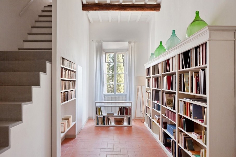 Renovation Of The Former Monastery Building in Tuscany 1